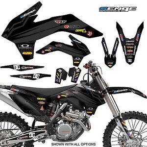 FITS KTM 2012 2013 EXC EXC-F EXCF 350 500 GRAPHICS KIT DECO DECALS STICKERS
