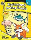 Beginning & Ending Sounds, Grades K-1 by Teacher Created Resources (Mixed media product)