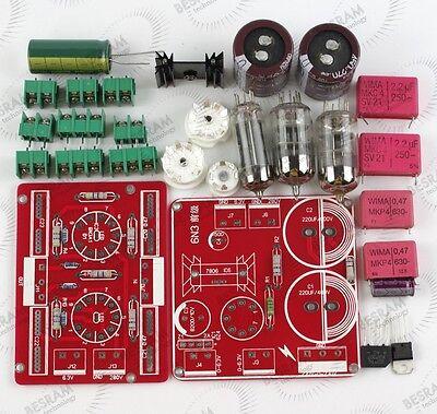 Dual 180V-230V LM7806 6N3 SRPP Buffer kit Preamplifier Pre AMP