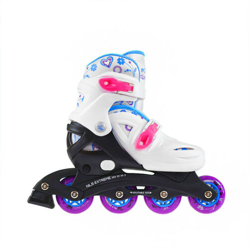 Kinder Inlineskates Inliner Rollschuhe Skates VERSTELLBAR NJ//NA032 Nils