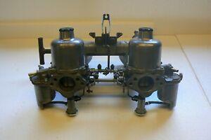 Triumph-Spitfire-1500-MG-Midget-1500-Twin-SU-HS4-Carburettors