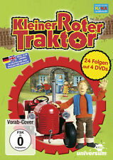 Kleiner Roter Traktor - 2 Box  - 4 DVD´s  - Neu u. OVP