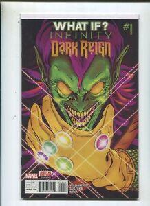 Que-If-Infinito-Dark-Reign-1-Casi-Nuevo-Marvel-Comics-CBX11A