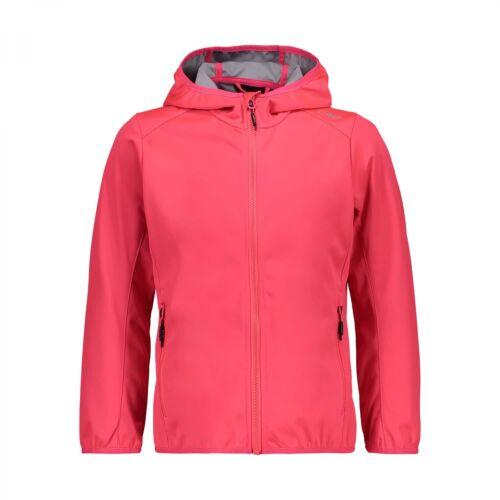 CMP Mädchen Softshelljacke Girl Jacket Fix Hood 39A5115