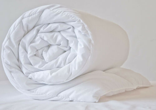16.5 Tog Luxe Fibre Creuse WARM Couette-Double-Made in UK