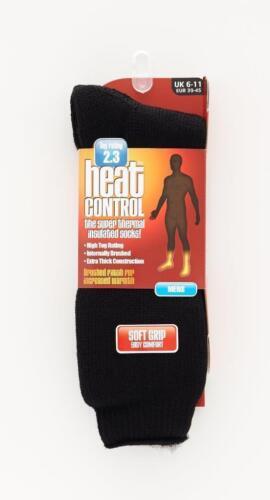 Men Ultimate Heat Control Thermal SOCKS 2.3 TOG RATING UK SIZE 6-11 LOT