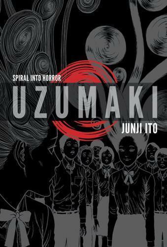 Uzumaki by Junji Ito (author)