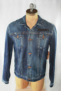 AUTH $258 True Religion Men Danny Slim High Density Jacket XL
