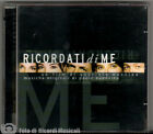 RICORDATI DI ME (2 CD) 2003 Mina Elisa