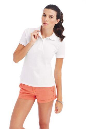 11 Farben S-XXL Pique Polo Shirt NEU ladies STEDMAN damen