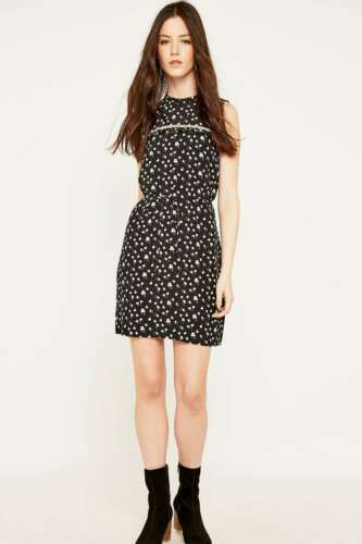 8944755398482 Mono L Rrp Detail Outfitters Cooperative Dress Frill Floral £39 Urban nWcwYva0qn