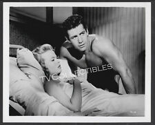 8x10 Photo~ TARZAN'S FIGHT FOR LIFE ~1958 ~Eve Brent ~Gordon Scott