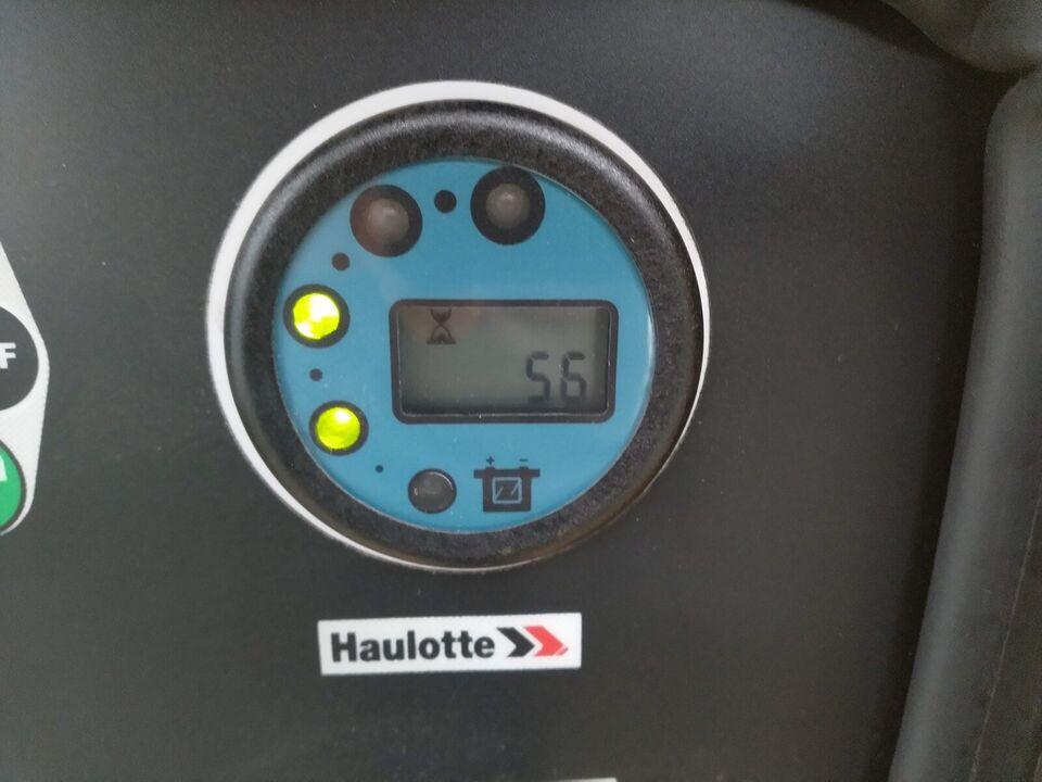 Fin Haulotte Star 10 Lift