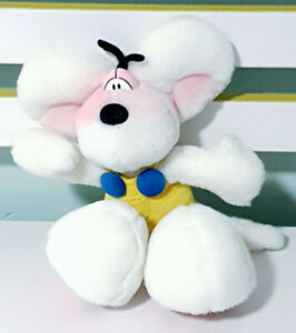 Thomas-Goletz-Diddl-Plush-Toy-Mouse-Children-039-s-Soft-Toy-23cm-Tall