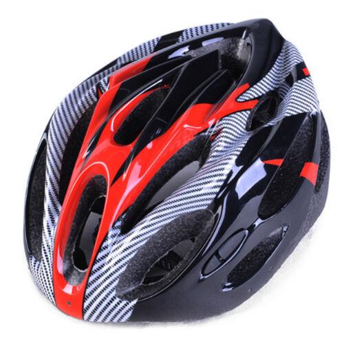 Fahrradhelm Herren Radhelm Bike Helmet MTB Erwachsene Verstellbarer Schutzhelm D