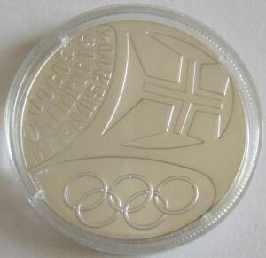 Portugal-10-Euro-2004-Olympia-Athen-Silber-BU