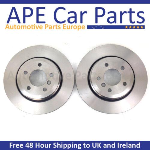 1.6D Cooper ALL4 09|10-Rear Brake Discs R60 Mini Countryman