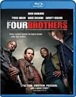 Four Brothers 0883929301546 Blu-ray Region a