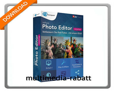 Home Edition Downloadversion Sonderabschnitt Avanquest Inpixio Photo Editor