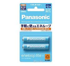 Made in Japan Eneloop 5000 Cycle Lite 950mAh AA Batteries Rechargeable Battery