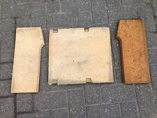 "RAYBURN REMBRANDT 18"" CANOPY FIRE Fire Bricks / Lining Set. CLAY SET"