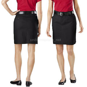 Women's Skirts Dickies Slim Fit Straight Stretch Skirt AK113 ...