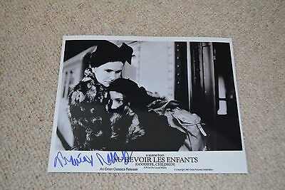 Logical Francine Racette Signed Autograph In Person 8x10 20x25 Cm Children Goodbye