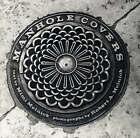 Manhole Covers by Robert A. Melnick, Mimi Melnick (Hardback, 1994)