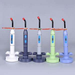 Dental-Wireless-Cordless-LED-Cure-Curing-Light-Lamp-2000mw-Tool-EU-US-Plug-1-Set