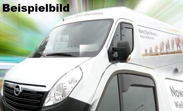+HEKO 31102 Windabweiser VW Caravelle//Transporter T-4 2 türig Bj 90-03