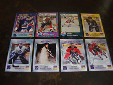 Sports Illustrated For Kids---Hockey Cards---Lot Of 8---No Dupes