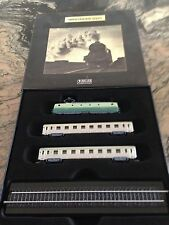 Minitrains le Mistral 1/220 Atlas Editions  - Deagostini - Z Gauge Diecast Train