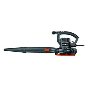Worx Wg507 12 Amp 2-Speed 3-In-1 Electric Blower/Mulcher/Vacuum