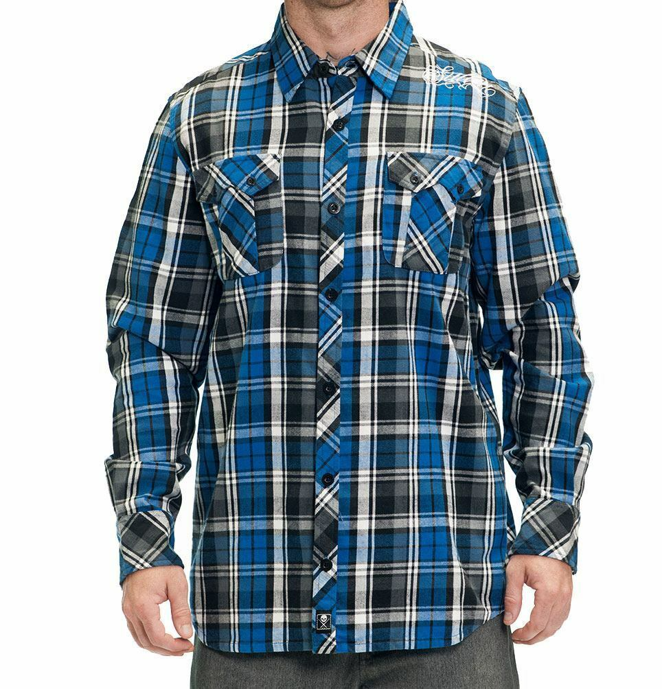 CAPTIVE Flannel for Men by Sullen Clothing