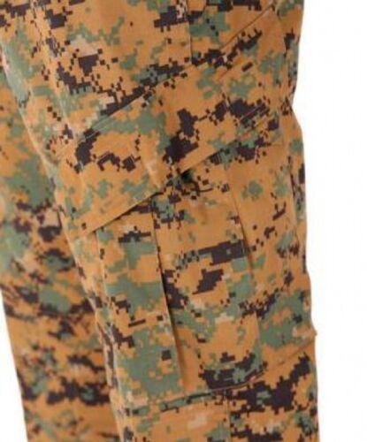 PROPPER MARPAT Army Woodland Digital USMC ACU Combat Battle Rip Hose pants XLL Airsoft Funsport