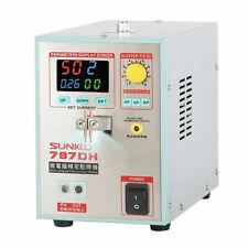 Sunkko Spot Welder 797dh For Battery Pull Downmovableline Control Welding 110v