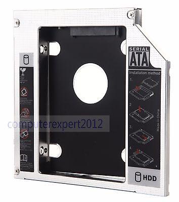 Generic 2nd Hard Drive HDD Ssd Caddy for Hp Pavilion Dv6-2144nr Dv7-6135dx Dv6-3040st Dv6-3132el Dv6-6145x Dv6-6b56er