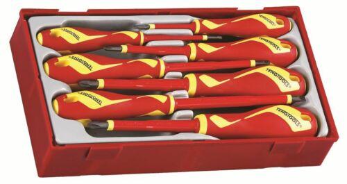 Teng Tools TTV907N1000V 7 Piece Screwdriver Set