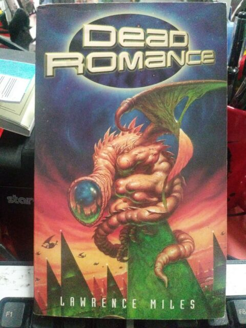 New Adventures: Dead Romance by Lawrence Miles (1999, Paperback) MMPB