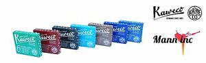 Kaweco-Ink-Cartridges-6-Pack-7-different-colours-available