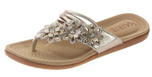 Femmes étaient dix Renner Sandales Été Chaussures Slipper hr61