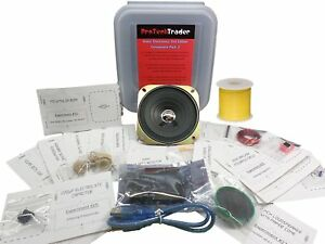 Make: Electronics 2nd Component Pack 3 -Ex25-34 Kit for Charles Platt STEM Book