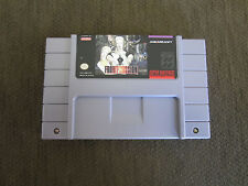 Front Mission Super Nintendo SNES
