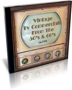 Image Is Loading Ultimate Collection Of Vintage TV Commercials From The