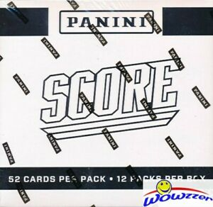 2016-Score-Football-Sealed-JUMBO-FAT-12-Pack-Box-624-Cards-36-EXCLUSIVE-Inserts
