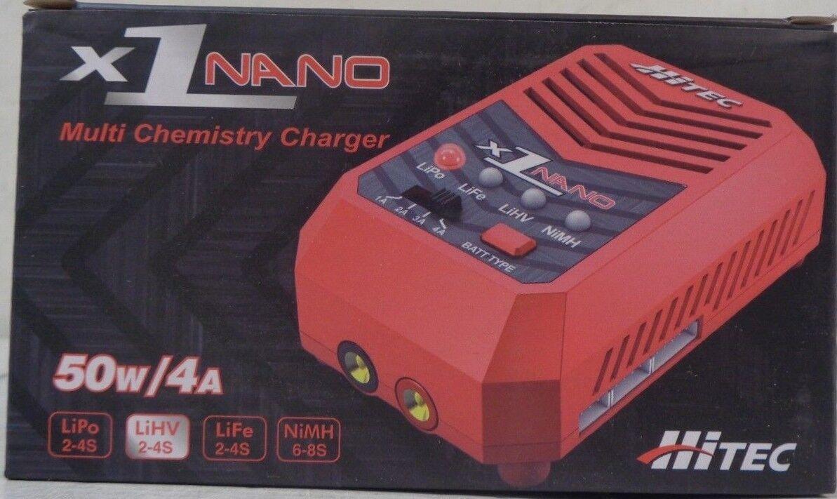 Hi-Tec X1 Nano AC  Input Balance Multicharger HRC44253  il prezzo più basso