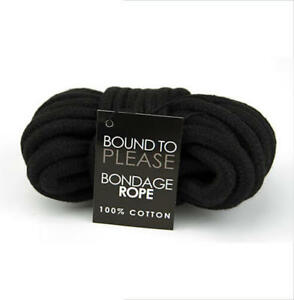 Soft-Touch-Bondage-Rope-10m-Tie-Up-Fun-Free-Discreet-Delivery