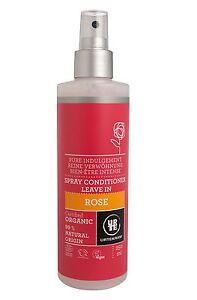 Urtekram-ROSA-Organica-Puro-indulgement-Rociador-De-Cabello-Acondicionador-250ml