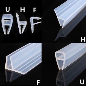 F H U Shower Screen Door Seal Strip For 6 8mm Bath Room