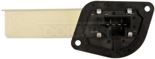 HVAC Blower Motor Resistor Dorman 973-021